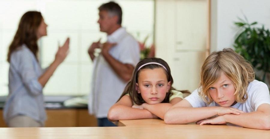 Как пережить развод с мужем. Не стоит манипулировать детьми