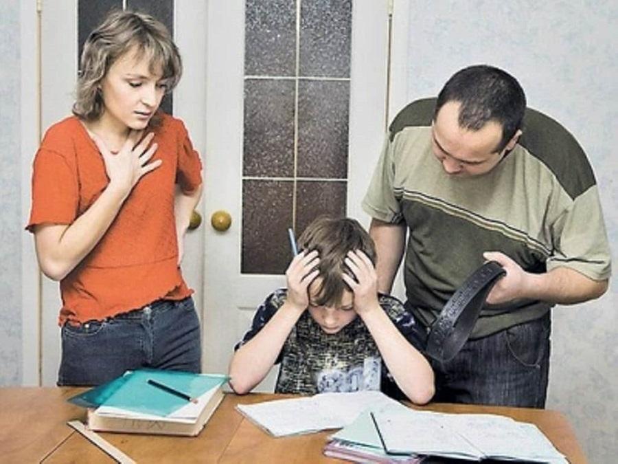 Что делать, если ребенок не хочет учиться наказания