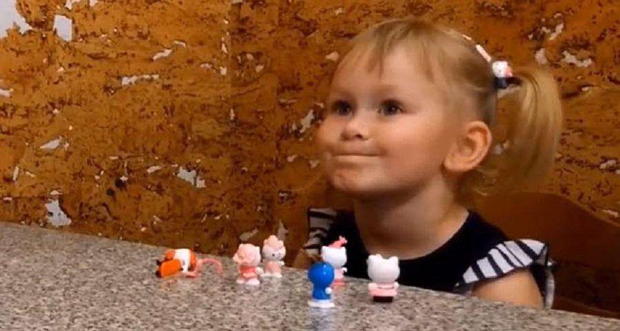 игра найди игрушку для развития памяти и внимания у детей