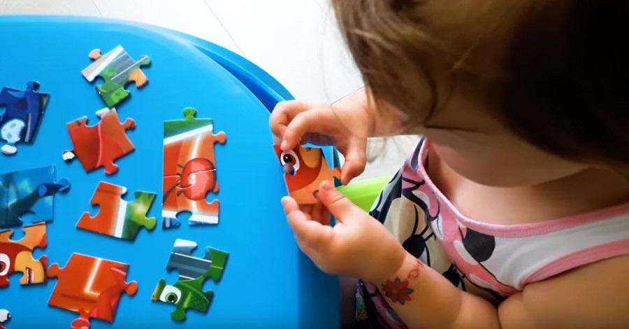 развитие памяти и внимания у детей Развитие мелкой моторики