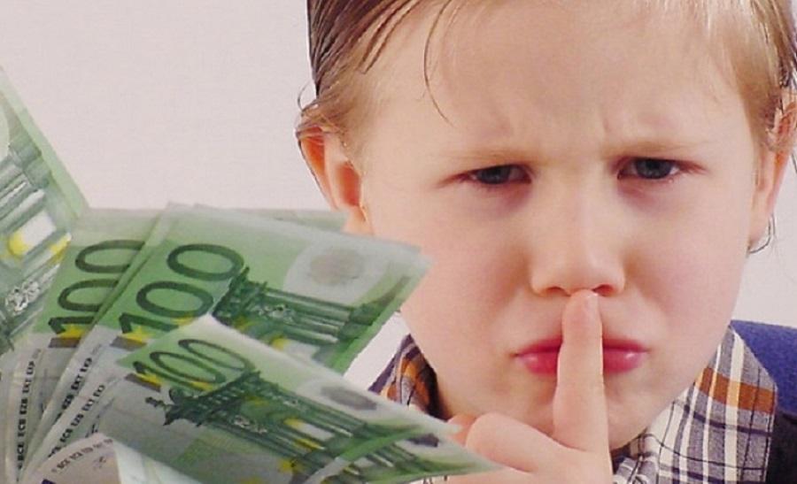 что делать, если ребёнок ворует деньги