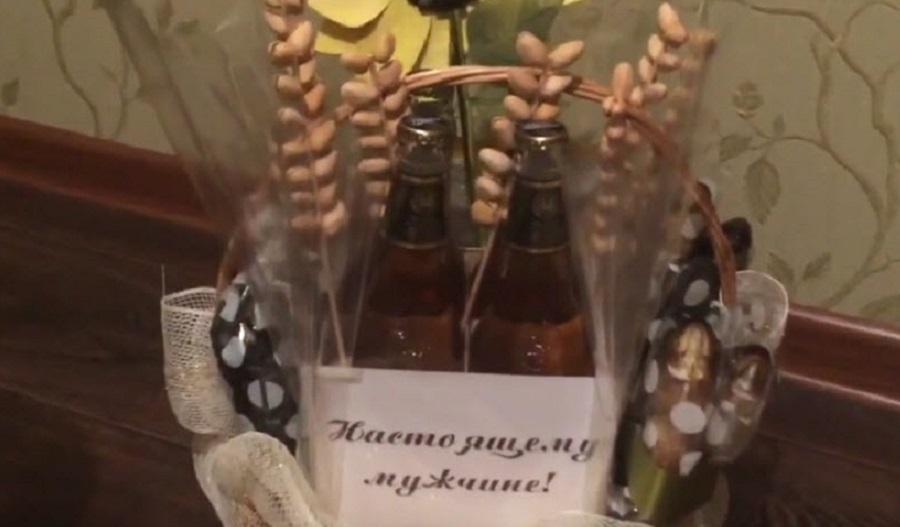 что подарить мужчине на день рождения Подарок сделанный своими руками